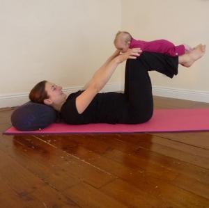 Postnatal & Baby Yoga Wednesdays 9.30-10.30am