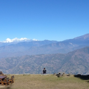 Mountain views from Kakane.
